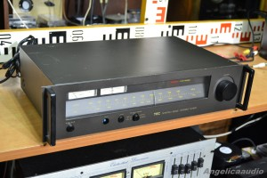 TEC SYSTEM 2002 STEREO TUNER