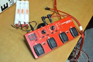 Zoom GFX 1 Guitar Effects Processor (1)