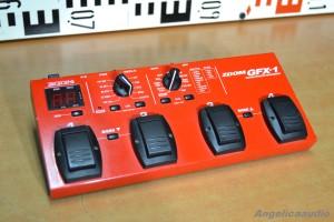 Zoom GFX 1 Guitar Effects Processor (10)