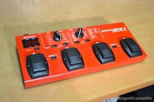 Zoom GFX 1 Guitar Effects Processor (3)