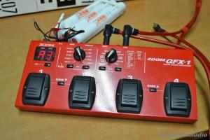 Zoom GFX 1 Guitar Effects Processor