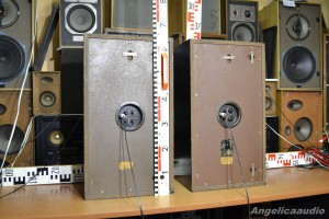 SABA HiFi Lautsprecher Box IV A (2)