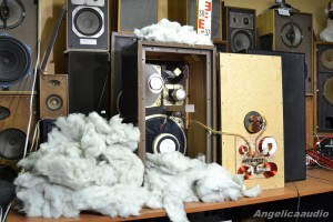 SABA HiFi Lautsprecher Box IV A (23)