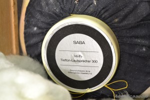 SABA HiFi Lautsprecher Box IV A (26)