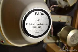 SABA HiFi Lautsprecher Box IV A (32)
