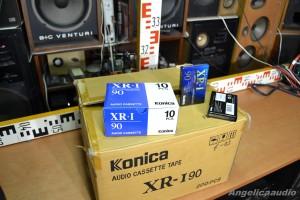 Konica XR I 90 Audio Cassette