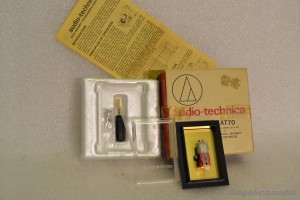 audio technica AT70 diamond stylus dual magnet cartridge