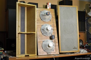 Siemens 6 S Ela 3741 Klangfilm Lautsprecher