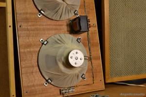 Siemens 6 S Ela 3741 Klangfilm Lautsprecher (4)