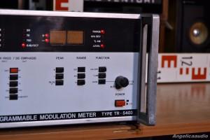 TR 5403 programmable modulation meter (2)
