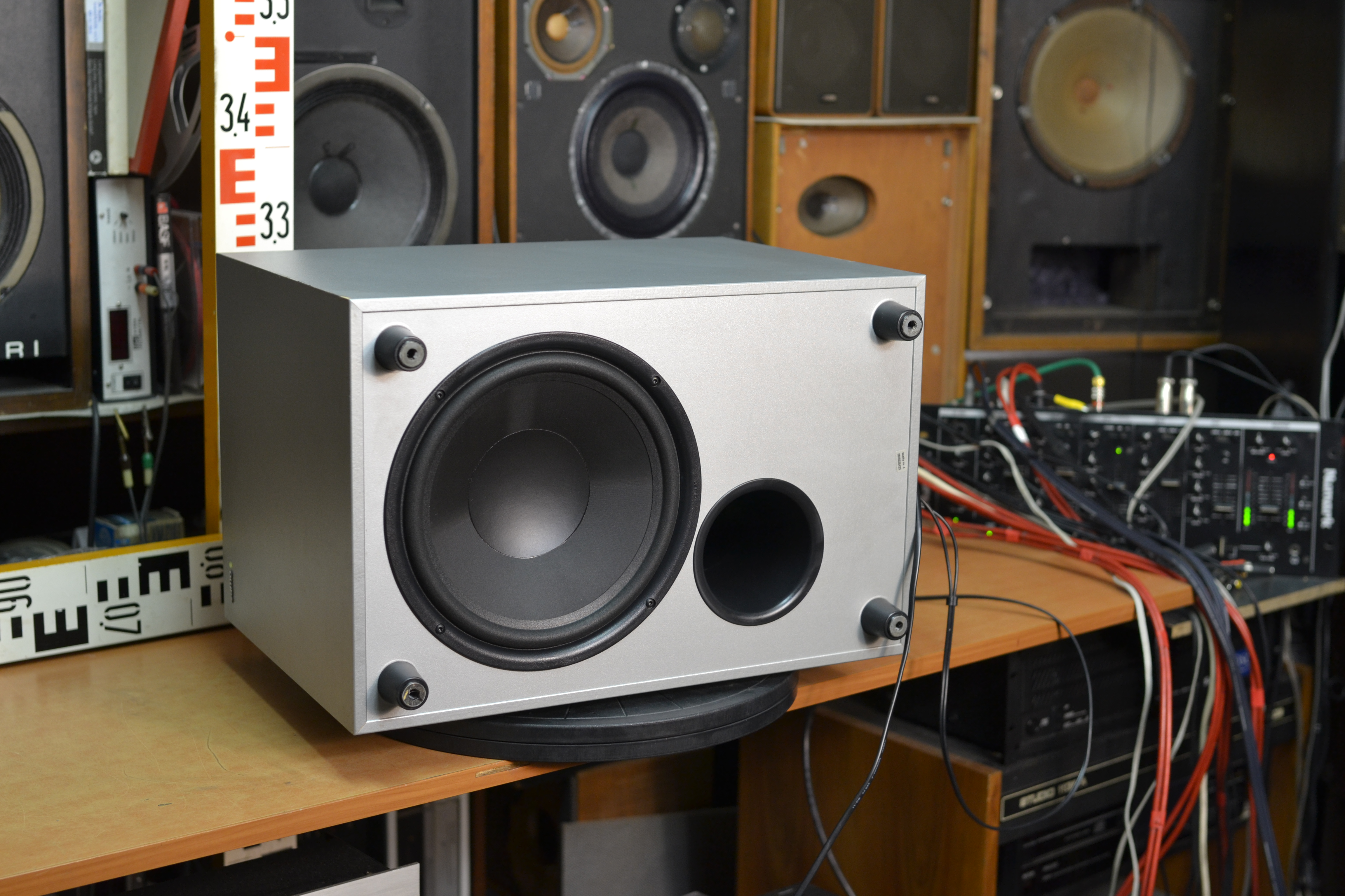 Jamo A3 SUB.3 – Active Subwoofer made in Denmark « Angelicaaudio 1990 7b011057ef6