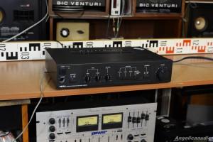 Tesla AZS 222 stereo amplifier