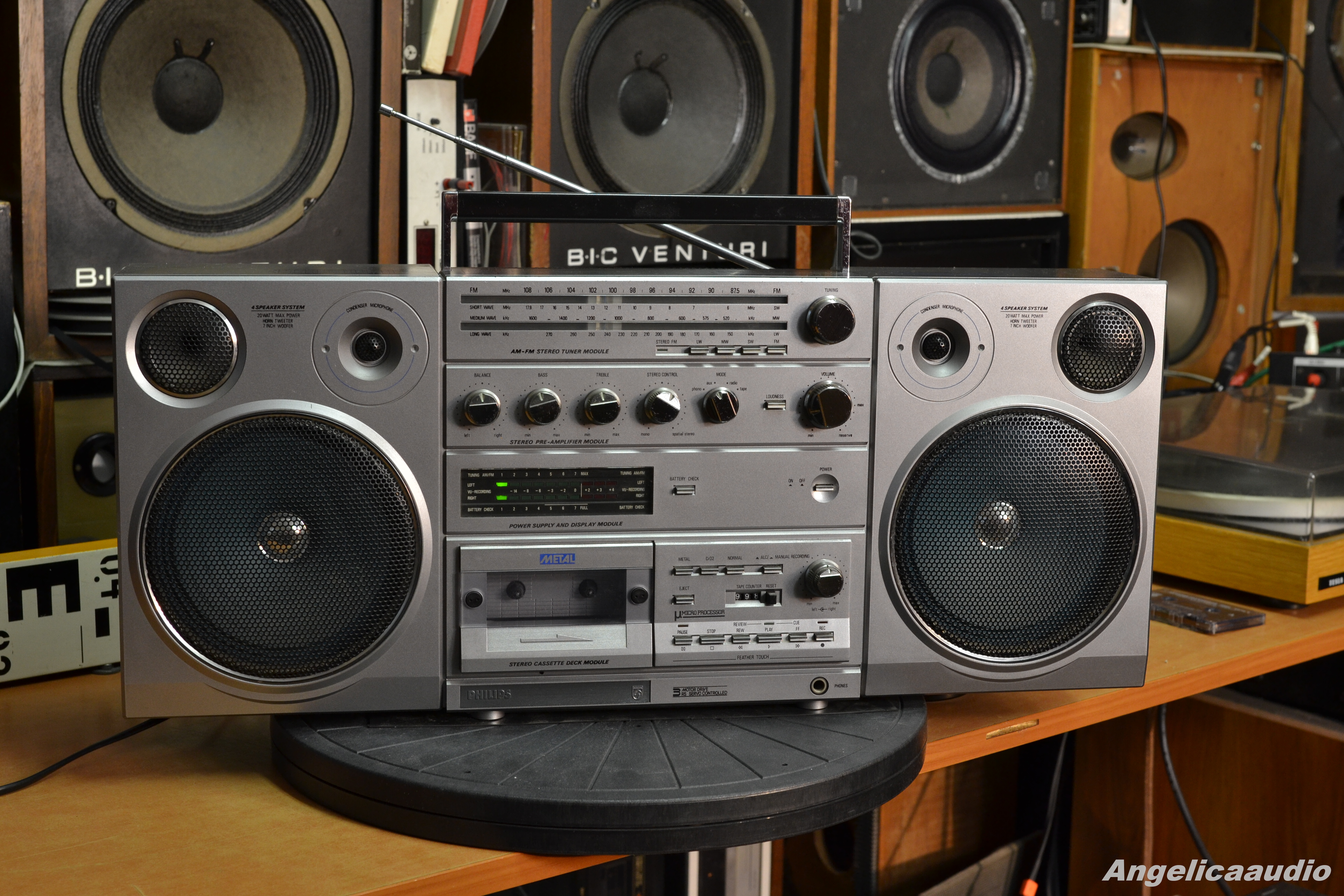 Philips D8614 « Angelicaaudio 1990 42a6c38dac1