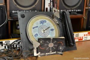 Paillard Automatischen Plattenwechsler Typ 25