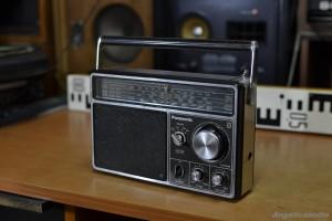 Panasonic GX5 model RF 1105DLBS