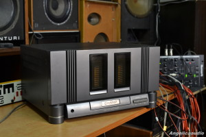 Sharp SX 8800 Stereo Power Amplifier