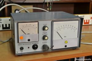 cone resonance tester měřič rezonance membrán
