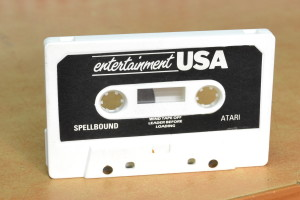 Atari Spellbound USA cassette game (5)