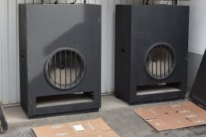 Tesla AKR 153 (7) bass box