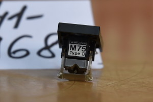 Dual TK 220 SHURE M75 Type D