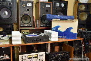 Cambridge Audio azur 640A youtube