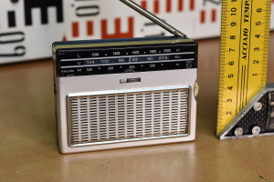 Philips mini radio