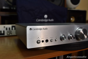 Cambridge Audio Azur 350A youtube
