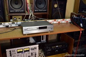 DENON DCD 1015 youtube