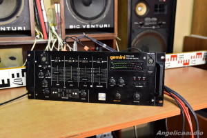 Gemini PMX 1000 Preamp Mixer youtube