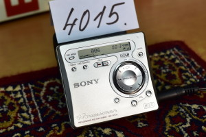 SONY MZ R700 youtube