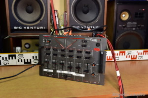 Sound Craft SA 100 Stereo Mixer youtube