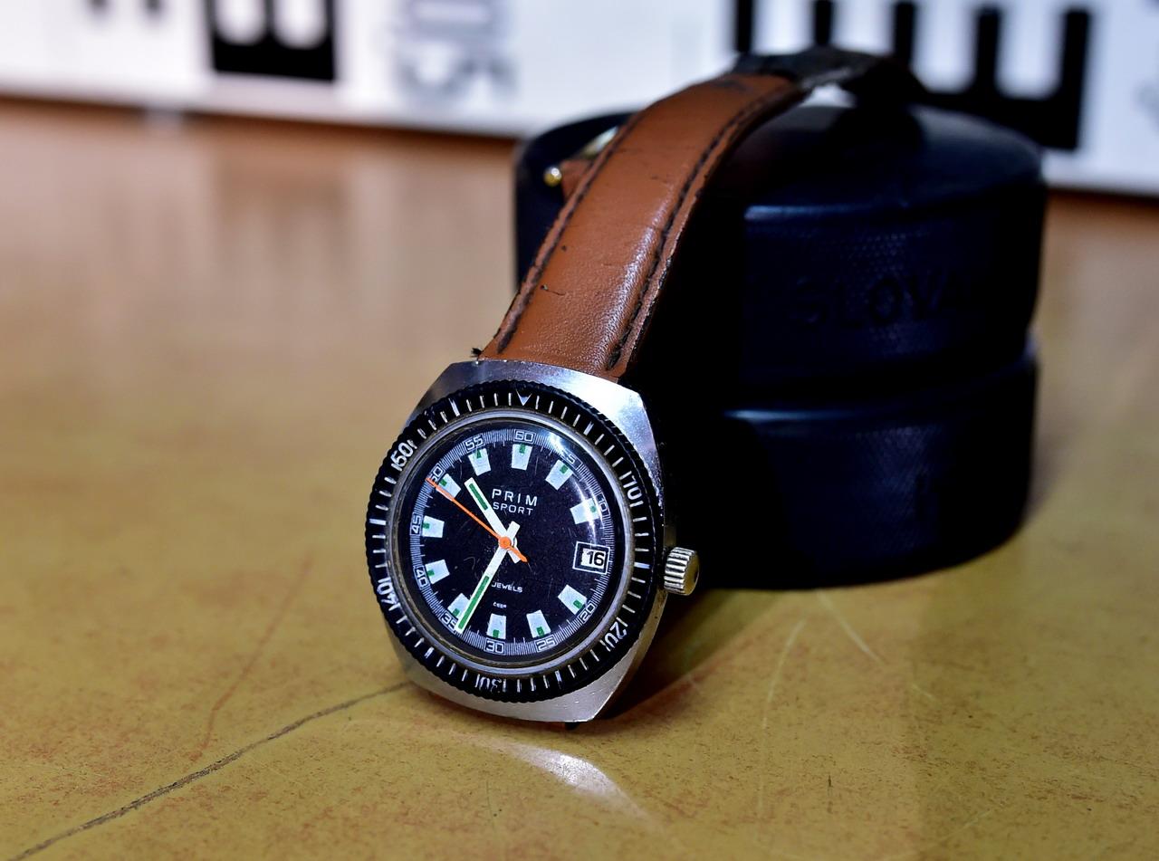 Prim Sport – mechanické hodinky ČSSR « Angelicaaudio 1990 f949a40168f
