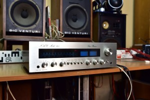 NAD Model 140 Stereo Receiver