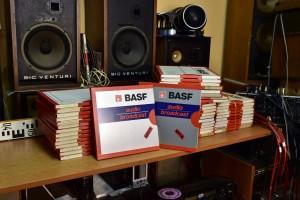 magnetofonové pásky