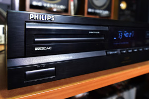 Philips CD 614 youtube