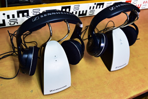Sennheiser HDR 120 wireless headphones