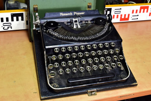 Monarch Pioneer Typewriter