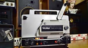 Rollei super sound system