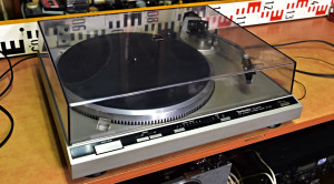 Technics SL-Q3 turntable