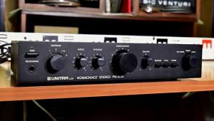 Unitra PW 8010 wzmacniacz stereo