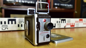 Brownie Movie Camera Eight MM Kodak