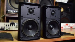 Front Canton Combi 300 Speakers