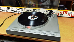 Nordmende HiFi RP 1350 Direct Drive Turntable