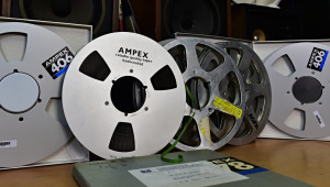 Ampex Studio Quality Tape