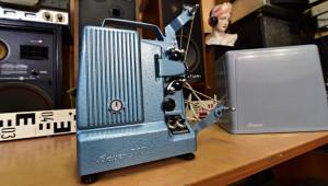 Projektor Bauer T10