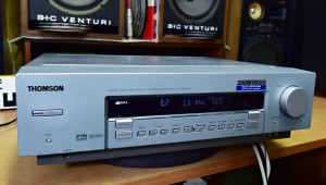 Thomson DPL560HT Home Theater Audio Video Receiver