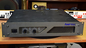 Amptec 07 Power Amplifier