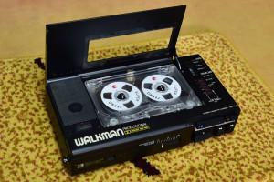 SONY WM-D6C Professional Stereo Cassette-Corder Walkman