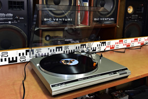 Technics SL-B31 DC Servo Automatic Turntable System