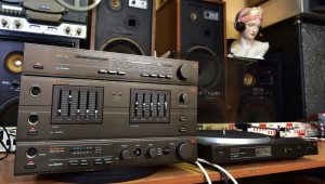 RFT SM 3930 Stereo Mixer Equalizer